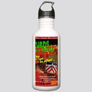 TurdsOnATrain Stainless Water Bottle 1.0L