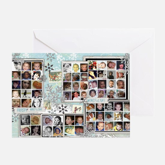 01-January Greeting Card