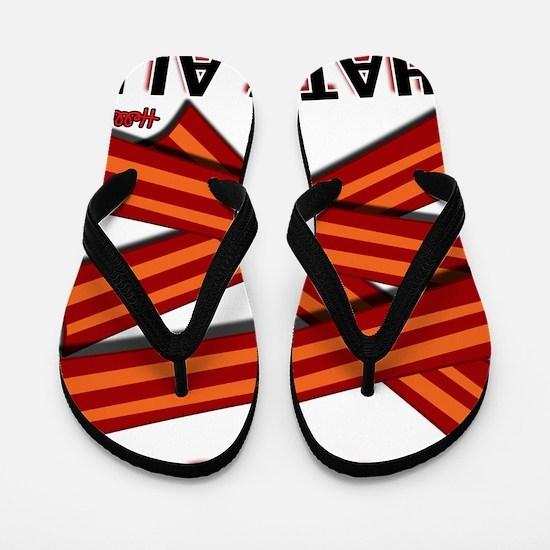 baconthatisall-2011-poster Flip Flops
