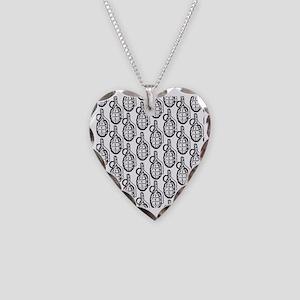 F1 array for flip flops mediu Necklace Heart Charm