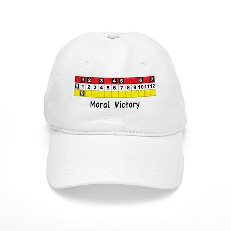 Moral Victory black Cap
