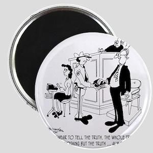 5111_court_cartoon Magnet