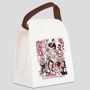 8339_law_cartoon Canvas Lunch Bag