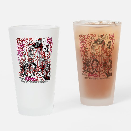 8339_law_cartoon Drinking Glass