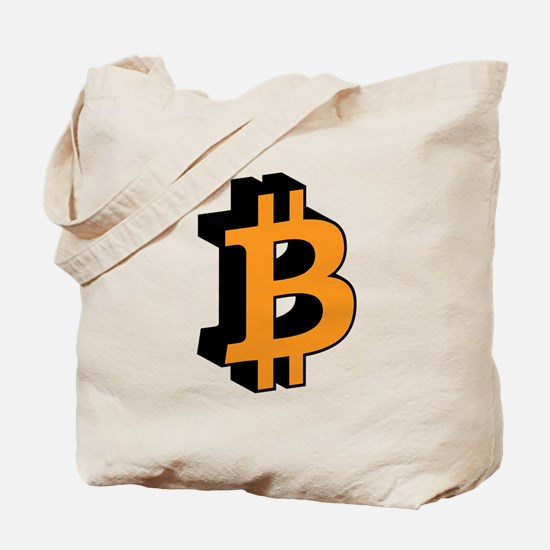 Cute Virtual currency Tote Bag