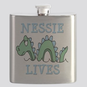 NESSIE LIVES Flask