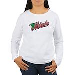 Midrealm Team Logo Women's Long Sleeve T-Shirt