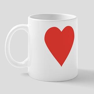 I heart Spiels Mug