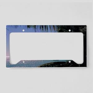 17.5x11.5at200MartelloOcean License Plate Holder