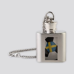 sweden_1_iphone_3_ Flask Necklace