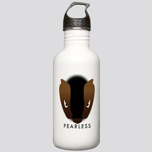 Honey Badger Fearless Stainless Water Bottle 1.0L