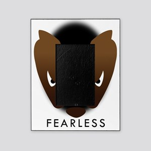 Honey Badger Fearless Picture Frame