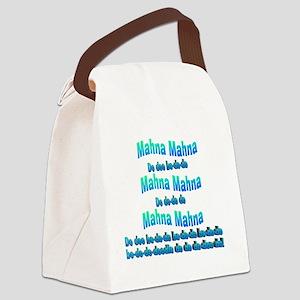 mahnasong Canvas Lunch Bag