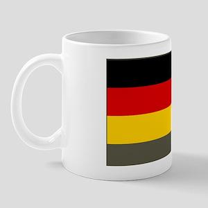 DE Vntg alincenseplate Mug