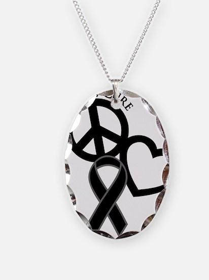Black, Cure Necklace