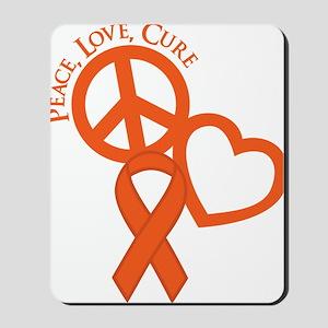 Orange, Cure Mousepad