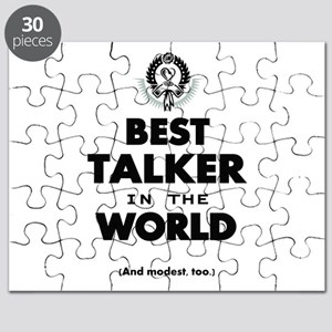 The Best in the World – Talker Puzzle