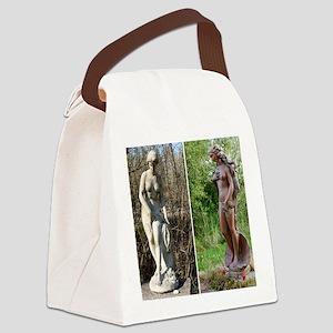 01_goddesses Canvas Lunch Bag