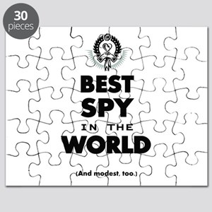 The Best in the World – Spy Puzzle