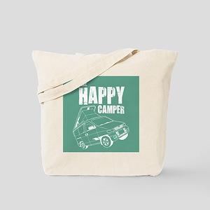 HAPPY CAMPER_10x10 Tote Bag