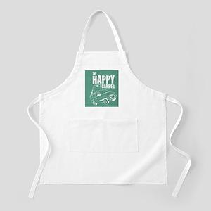 HAPPY CAMPER_10x10 Apron