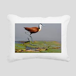 small-poster Rectangular Canvas Pillow