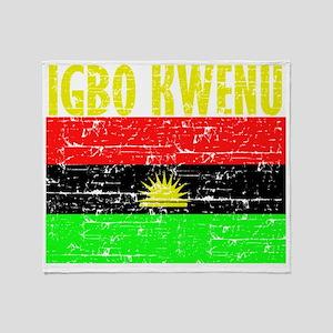Biafra gifts cafepress biafra igbo1 throw blanket altavistaventures Images