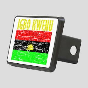 BIAFRA-IGBO1 Rectangular Hitch Cover