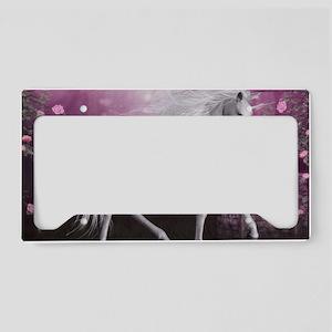 temp_laptop_skin2 License Plate Holder