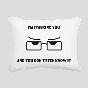 Staker Rectangular Canvas Pillow