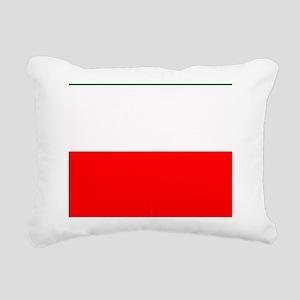 FF1 Rectangular Canvas Pillow