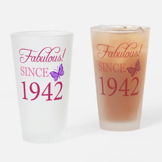 Butterfly1942 Drinking Glass