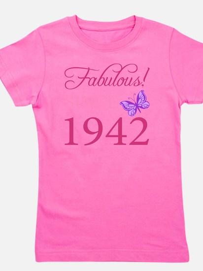 Butterfly1942 Girl's Tee