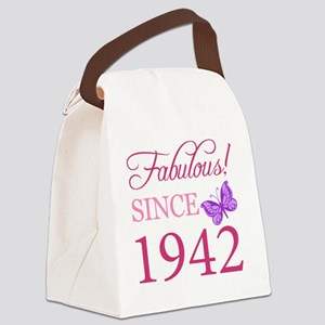 Butterfly1942 Canvas Lunch Bag