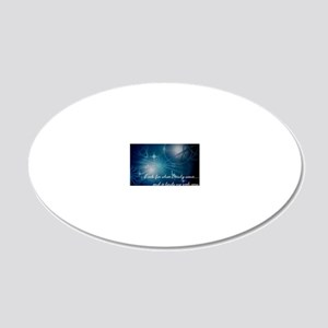 what_i_want-112011 20x12 Oval Wall Decal