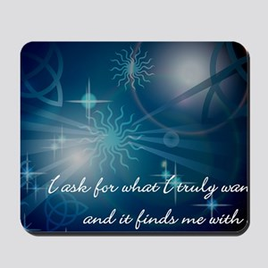 what_i_want-112011 Mousepad