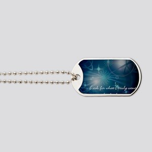 what_i_want-112011 Dog Tags