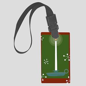 Candle2011 Large Luggage Tag