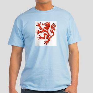 Scotland Lion Light T-Shirt