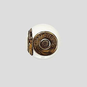 Corrections Bullet Mini Button
