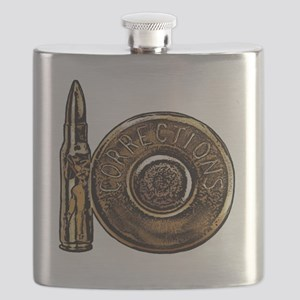 Corrections Bullet Flask