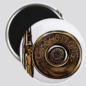 Corrections Bullet Magnet