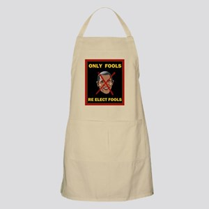 anti obama only fools Apron