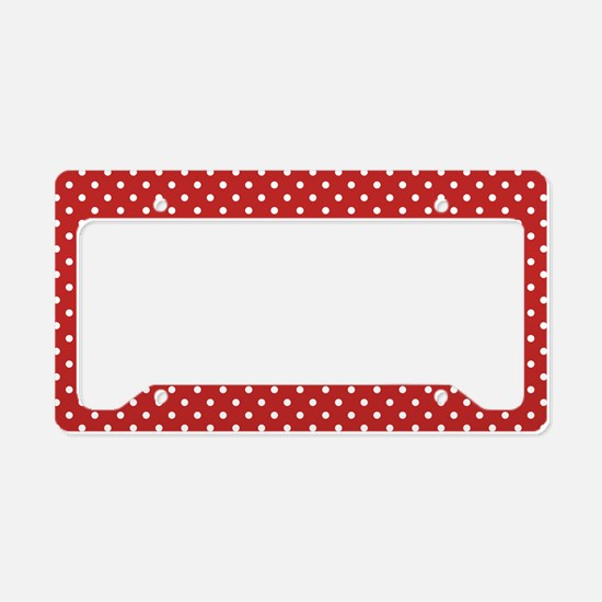 572-22.50-Pillow Case License Plate Holder