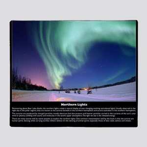 Northern_Lights_full Throw Blanket