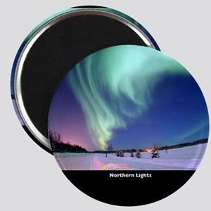 Northern_Lights_no-text Magnet
