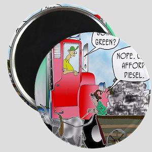 8520_diesel_cartoon Magnet