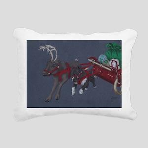 Axl Rectangular Canvas Pillow