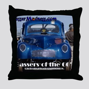 1200c Throw Pillow