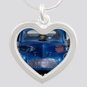 1200c Silver Heart Necklace